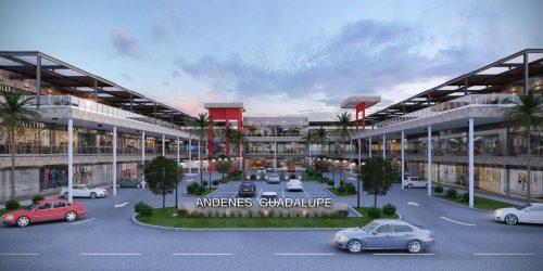 Andenes Guadalupe - Guadalupe, N.L., Mexico - Paez Development